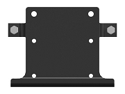 Площадка под лебедку на квадроцикл Can-am Outlander 400 G1